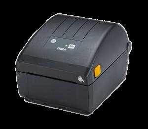 Bag label printer